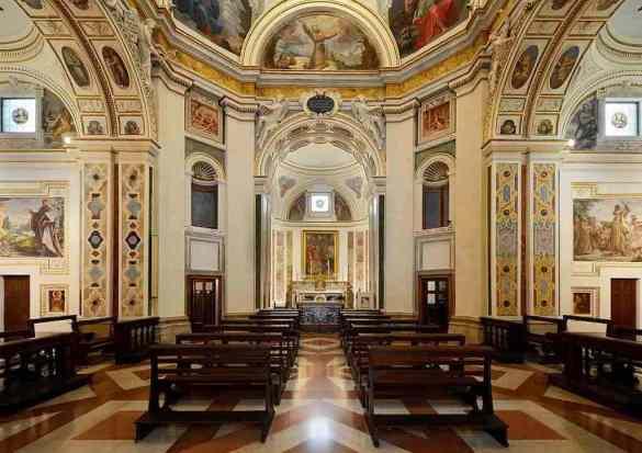 Chiesa Nuova -by Livioandronico2013/Wikimedia.org
