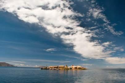 Floating Islands of Uros -by Christian Haugen/Flickr.com