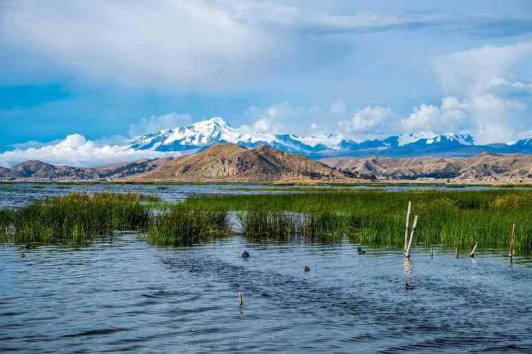 Lake Titicaca -by mailanmaik/Pixabay.com