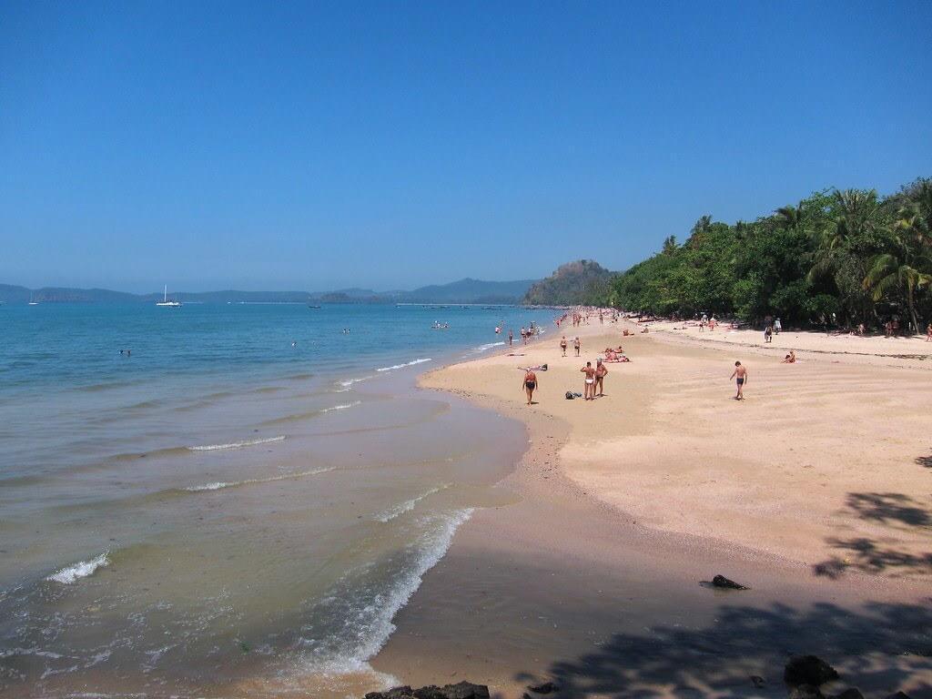 Ao Nang Beach, Krabi -by Jukka/Flickr.com