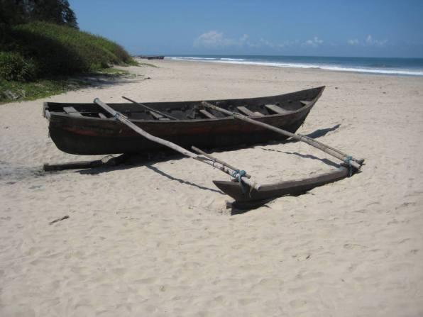 Arambol Beach -by Felix Engelhardt/Flickr.com