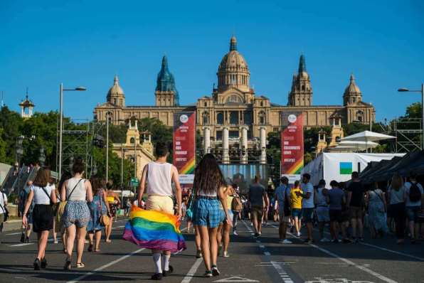 Barcelona, Spain2019 Pride Barcelona LGTBQ Festival - by 19bProduction : Shutterstock.com