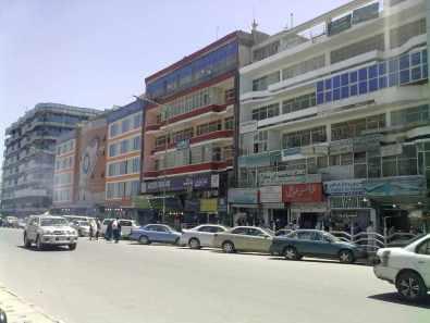 Kabul -by Kandaray/Wikipedia.org