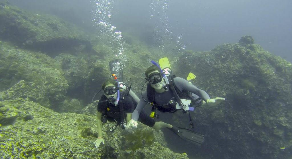 Scuba Diving at Koh Phangan, Thailand –by Renata/Flickr.com