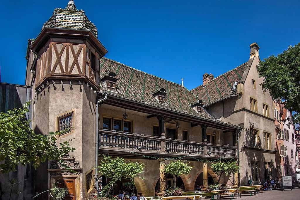 Ancienne Douane in Colmar by Stefano Merli/Wikipedia.org