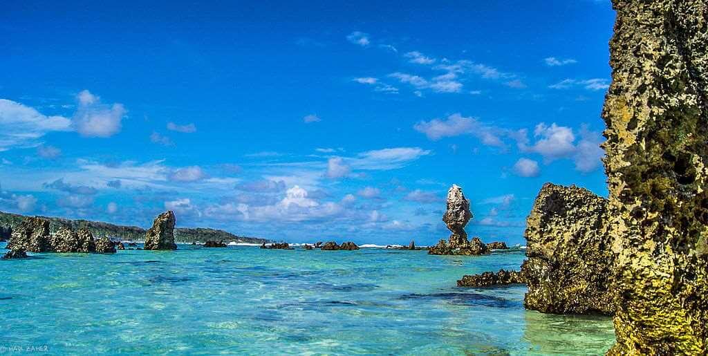Anibare Bay, Nauru - by Hadi Zaher / wikimediacommons.com