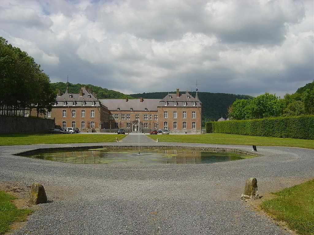 Freyr Castle, Belgium - by Ben Pirard / Wikimedia Commons