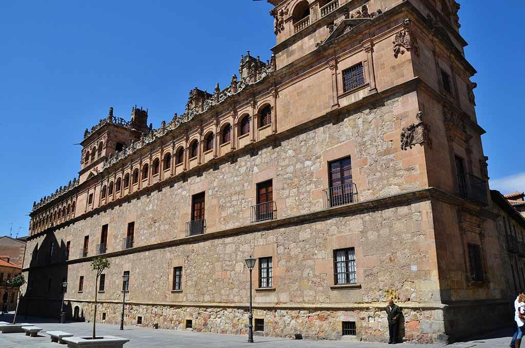Palacio de Monterrey, Salamanca - by Maria Rosa Ferre / Flickr.com