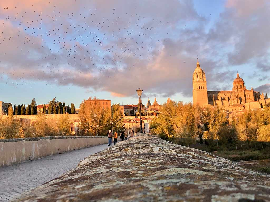 Roman Bridge, Salamanca - by WOW Travel