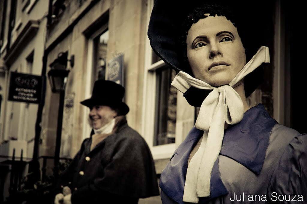 The Jane Austen Center, Bath, England - by xxJuliana Souza / flickr.com