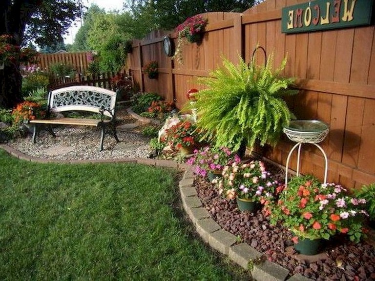 30+ Beautiful Backyard Design Ideas On A Budget on Garden Design Ideas On A Budget  id=90036