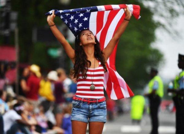 Фото повседневной жизни в США
