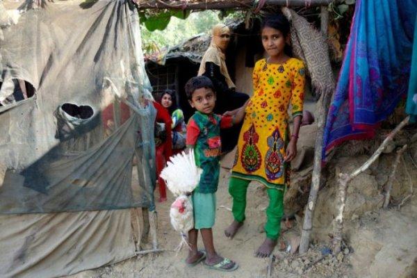 Фото повседневной жизни в Бангладеш