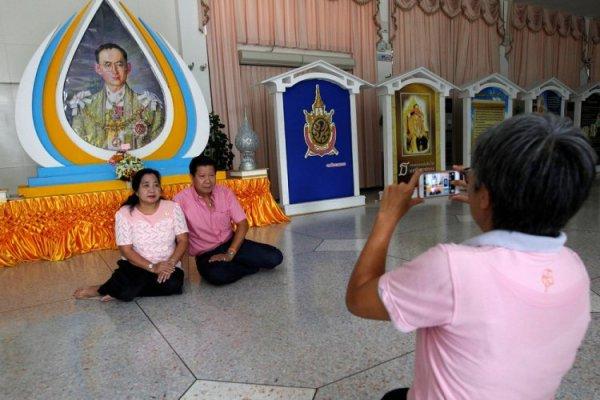 Фото повседневной жизни в Таиланде