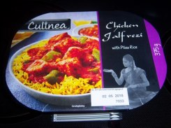 Culinea Chicken Jalfrezi