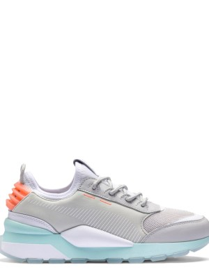 Puma Zapatillas Unisex Rs Tracks Fair Aqua  Glacier Grey