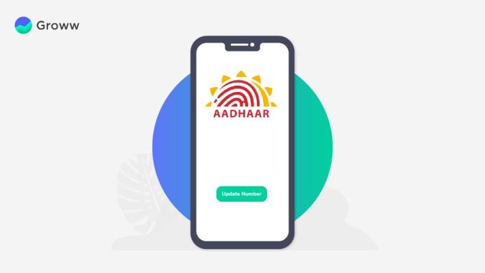 How to UpdateChange Your Mobile No. in Aadhaar Card