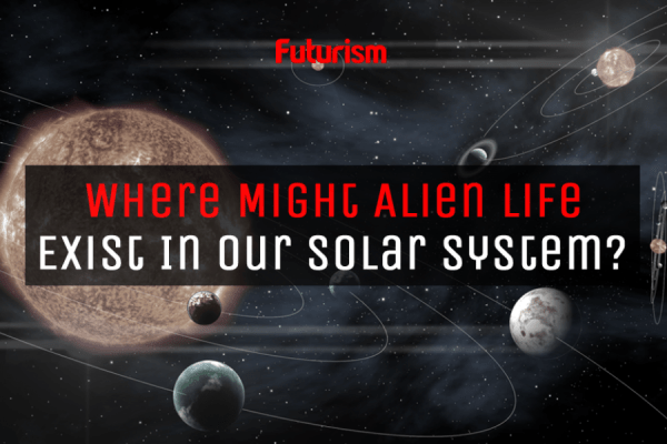 SETI Scientist: Seven Places In Our Solar System Likely ...