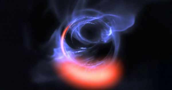 New Image Confirms a Black Hole is Swallowing Our Galaxy