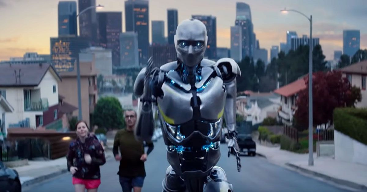 Here's a Roundup of All the Super Bowl Ads About Robots and AI