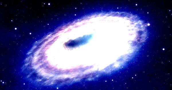 The Milky Way's Supermassive Black Hole Just Did Something ...