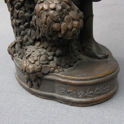Bjorn Wiinblad bronze 2