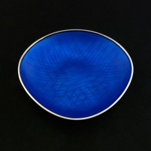 Eigil Jensen for A. Michelsen silver and enamel