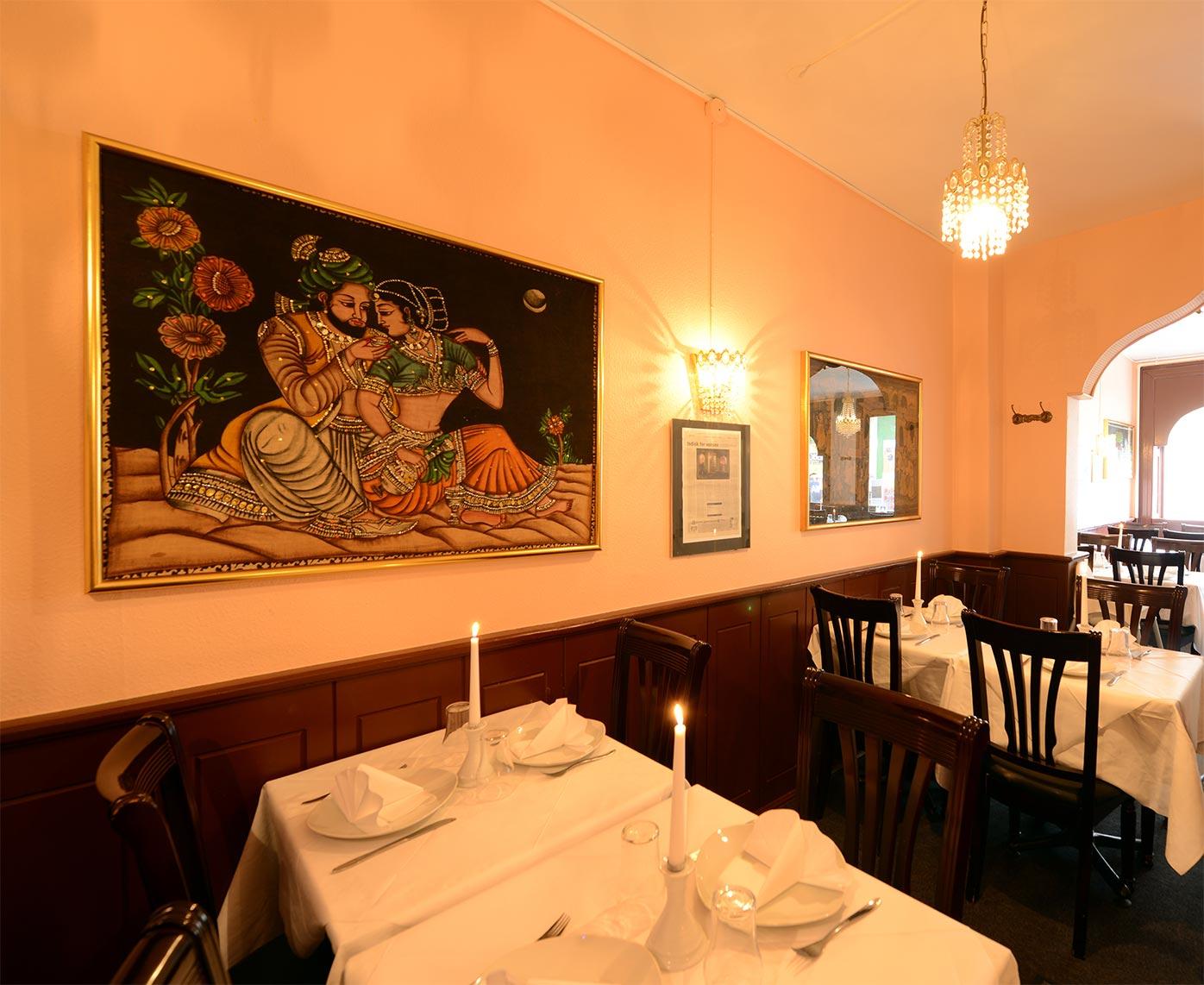 Besøg vores indiske restaurant på Vesterbro og nyd lækker indisk mad