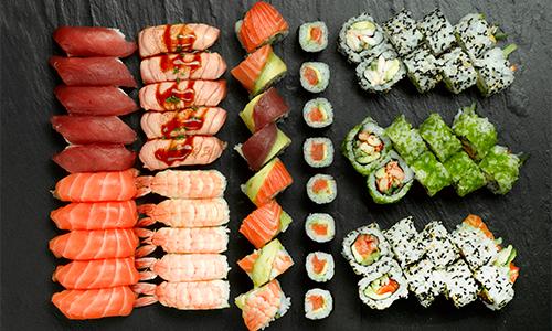 Sushi box 60