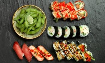 Ye Sushi menu 1