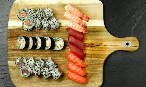 Sushi box 30