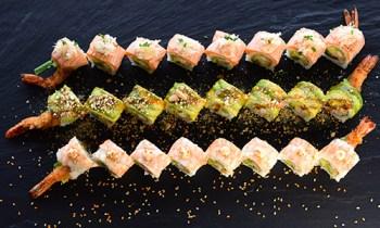 Ebi tempura menu 2