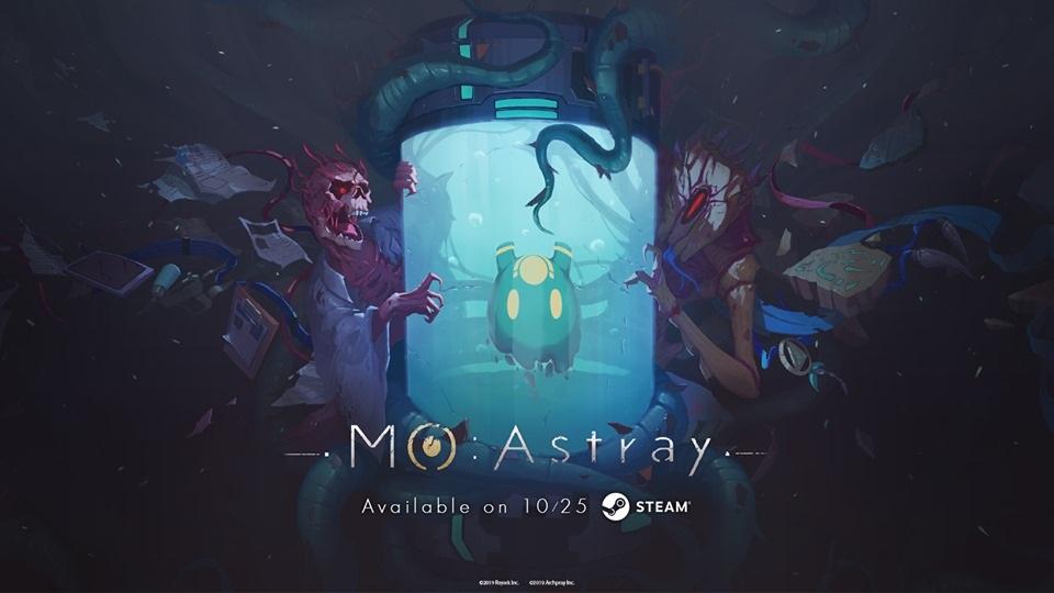 MO:Astray 細胞迷途