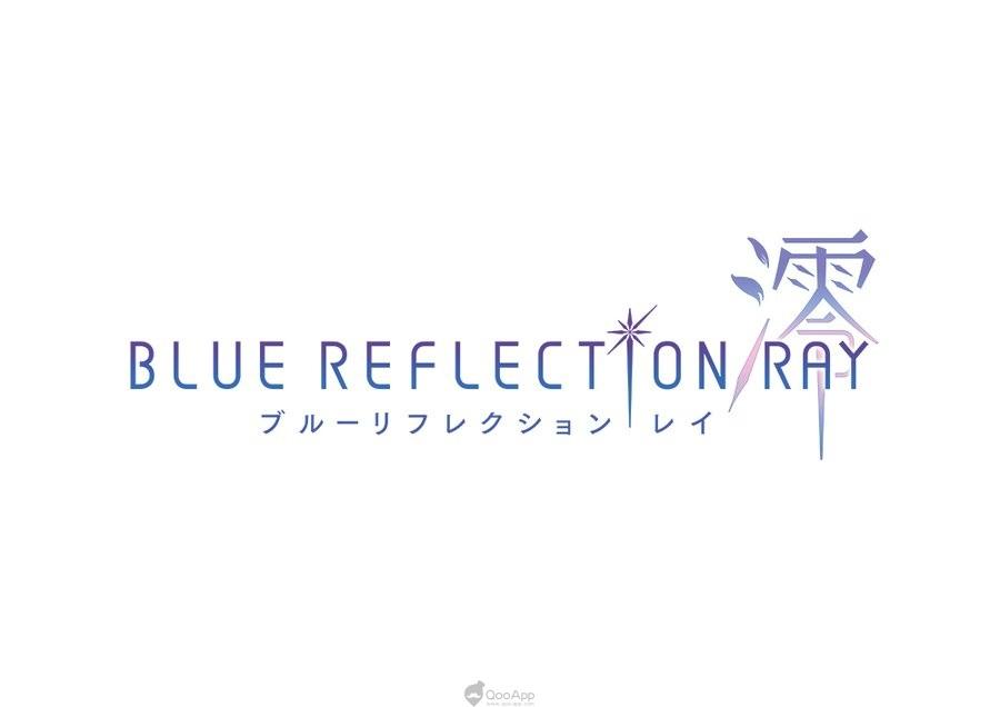 BLUE REFLECTION 動畫