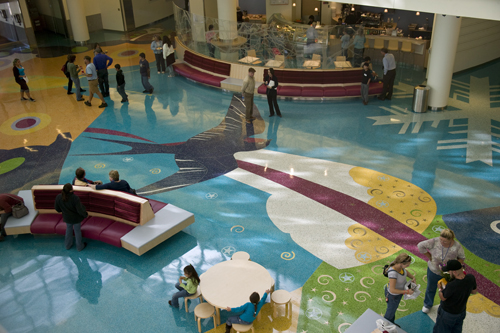 Children's Hospital Colorado has strong income, especially when donations and grants are added. Credit: Eckert and Eckert/Design architect: H+L Architecture