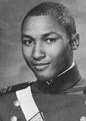 Captain Charles Vernon Bush.  Photo: Air Force Academy