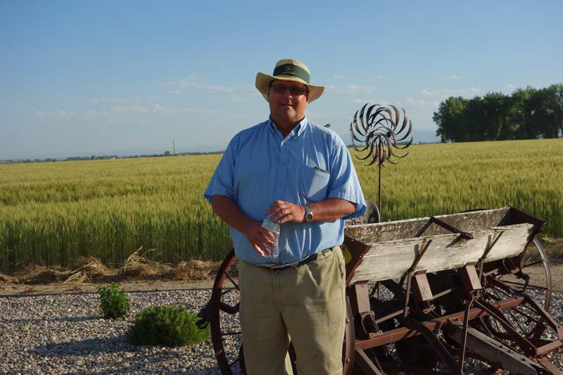 "Kent Peppler is a 4th generation farmer near Mead in Southern Weld County Colorado. He has seen farmer after farmer sell agricultural land and agricultural water. ""Money rules and some of this water is awfully valuable."""