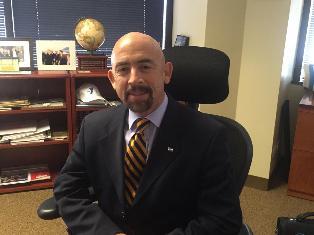 Lt. Governor Joe Garcia has announced he's stepping down