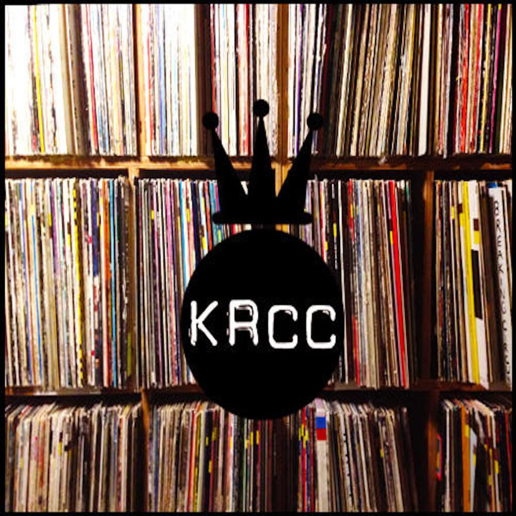 The Vinyl Vault at KRCC