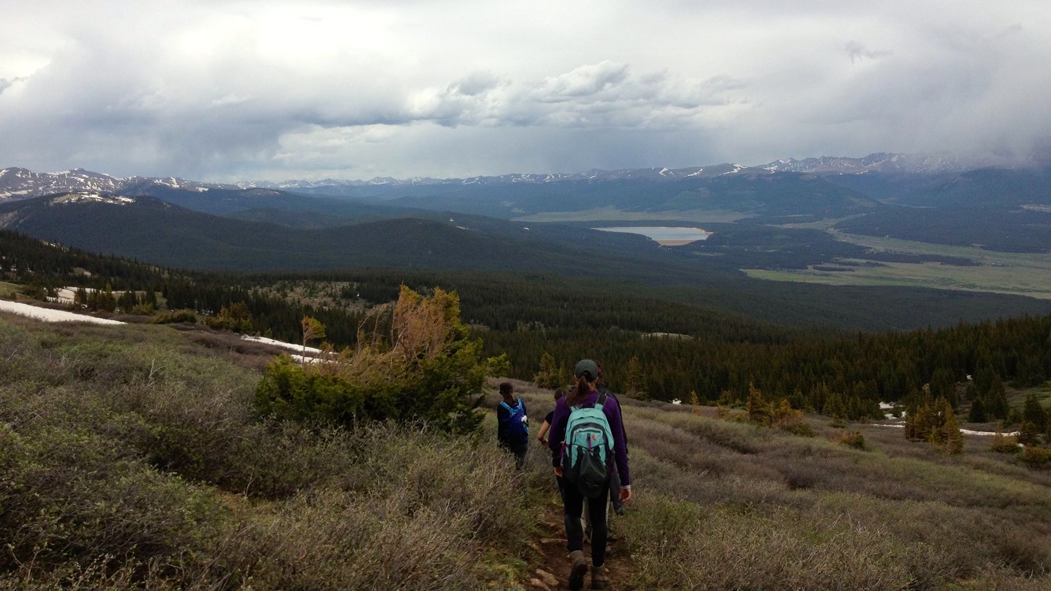 Increased traffic on Colorado trails has contributed to a backlog of maintenance projects.