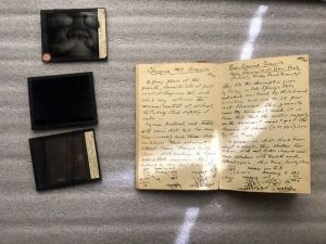 Frederick McKay's journal, which documents much of his research, will be on display at the Pioneer's Museum in Colorado Springs.