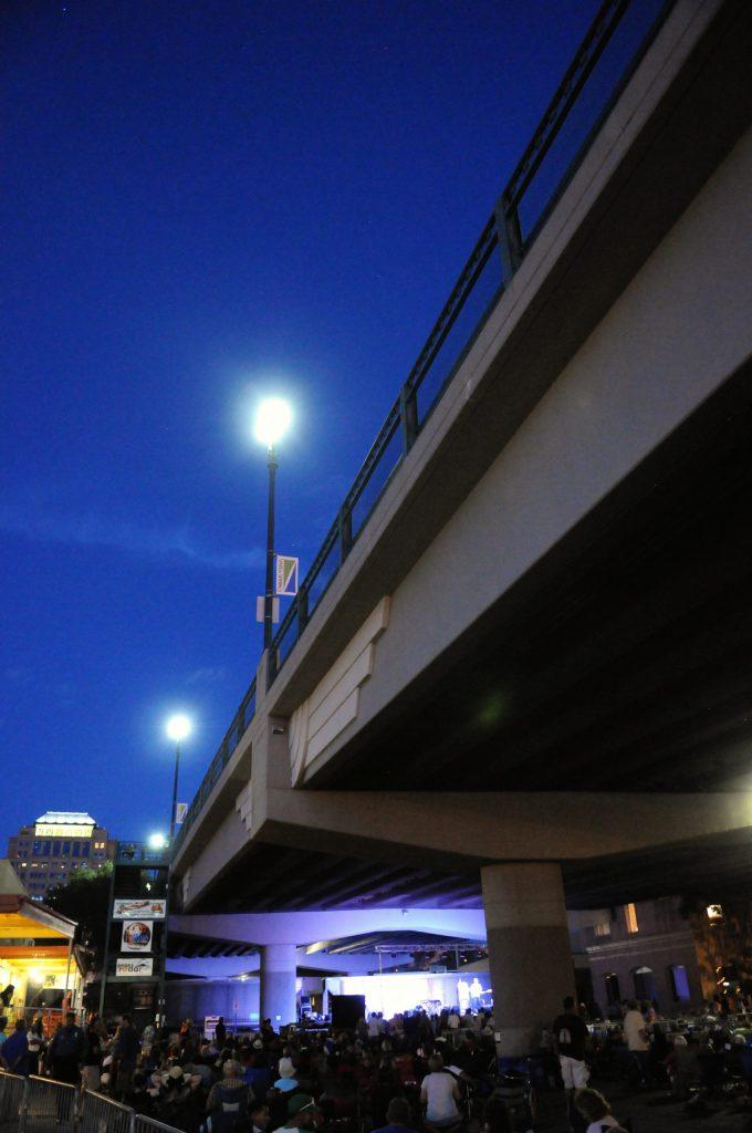 Blues Under the Bridge