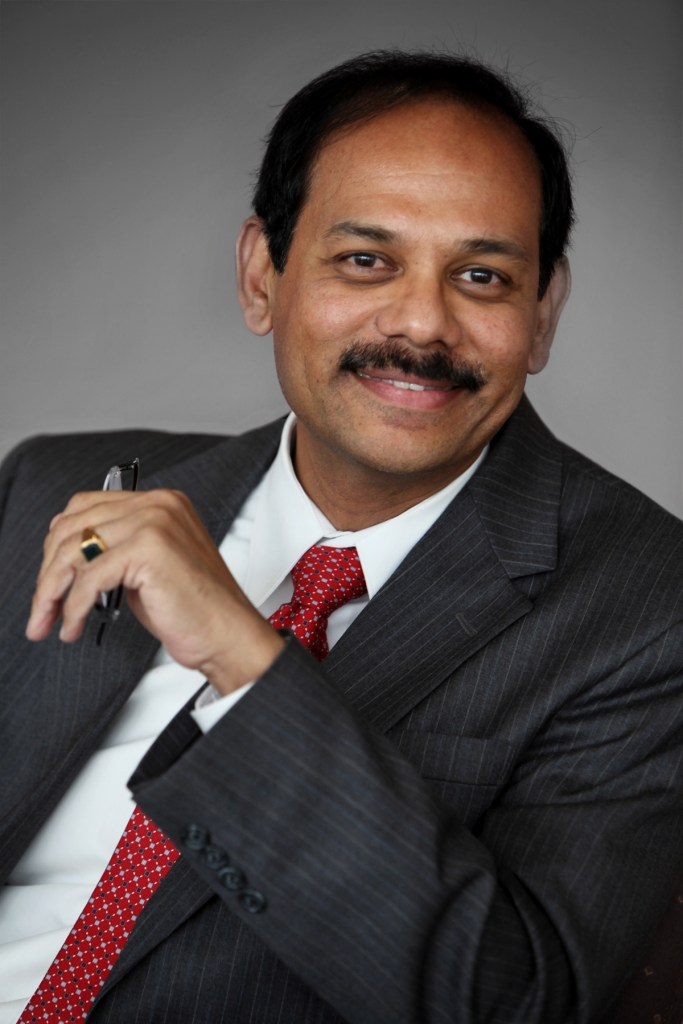 Dr. Venkat Reddy, Chancellor of UCCS