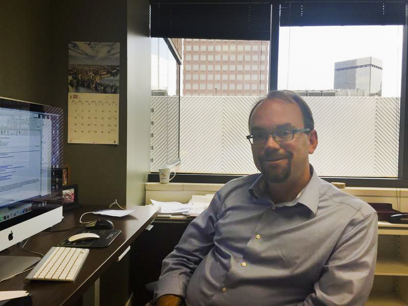 Joe Hanel with the nonpartisan Colorado Health Initiative