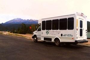 Teller Senior Coalition bus services.
