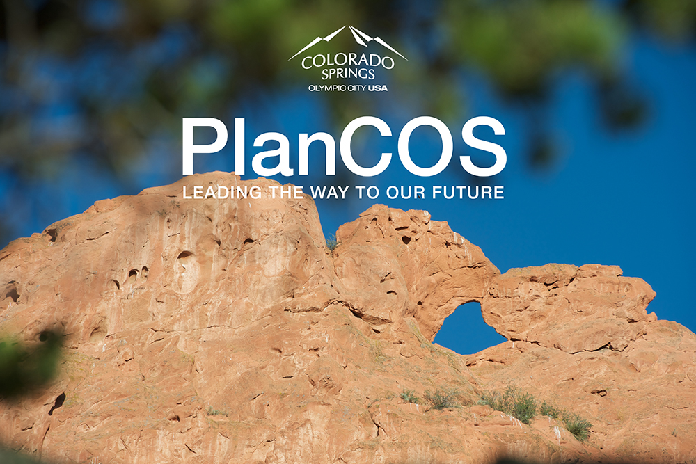 PlanCOS is the name of Colorado Springs' first comprehensive plan since 2001.