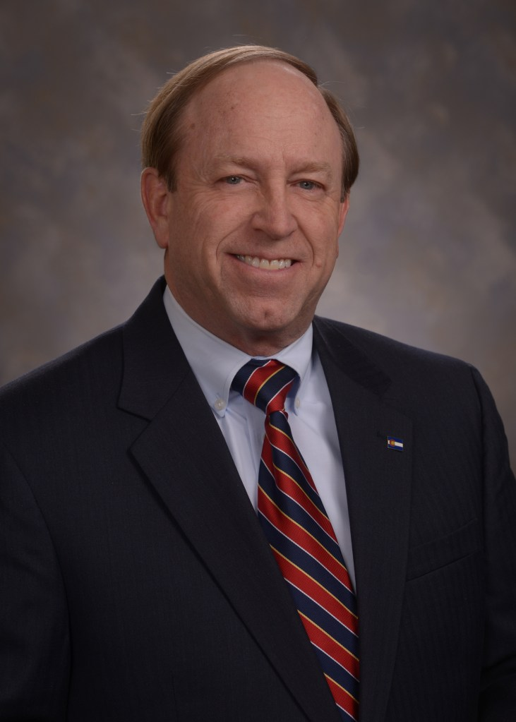 John Suthers is running for a second term as mayor of Colorado Springs in the upcoming April 2nd municipal election.