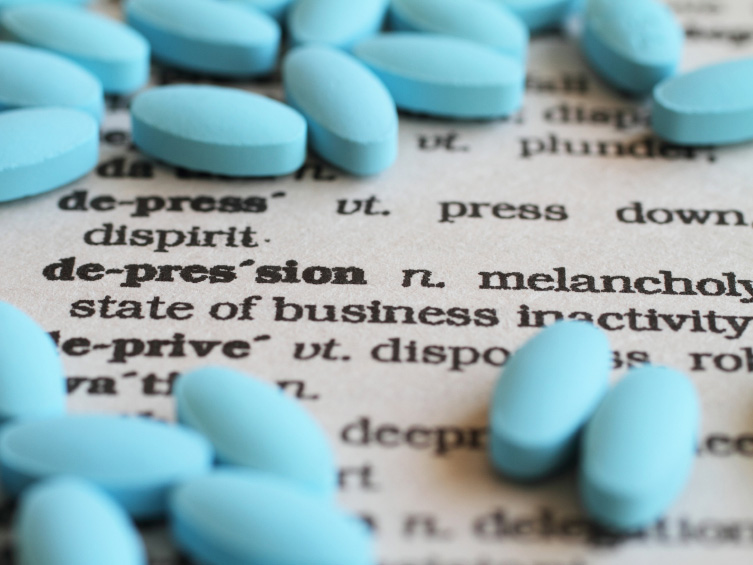 <p>Anti-depressants are a type of psychotropic medication.</p>