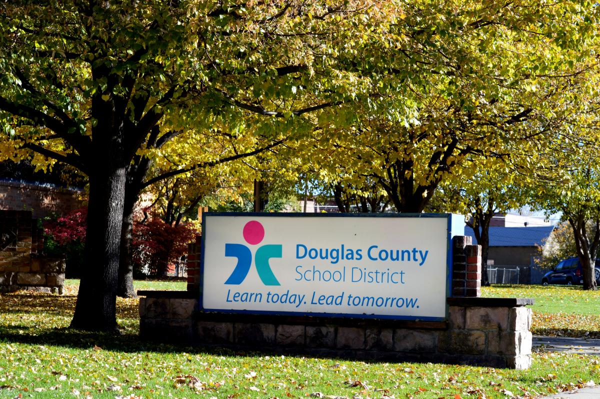 <p>The Douglas County School District faces a lawsuitfor allegedly supporting programs that promoteChristianity.</p>