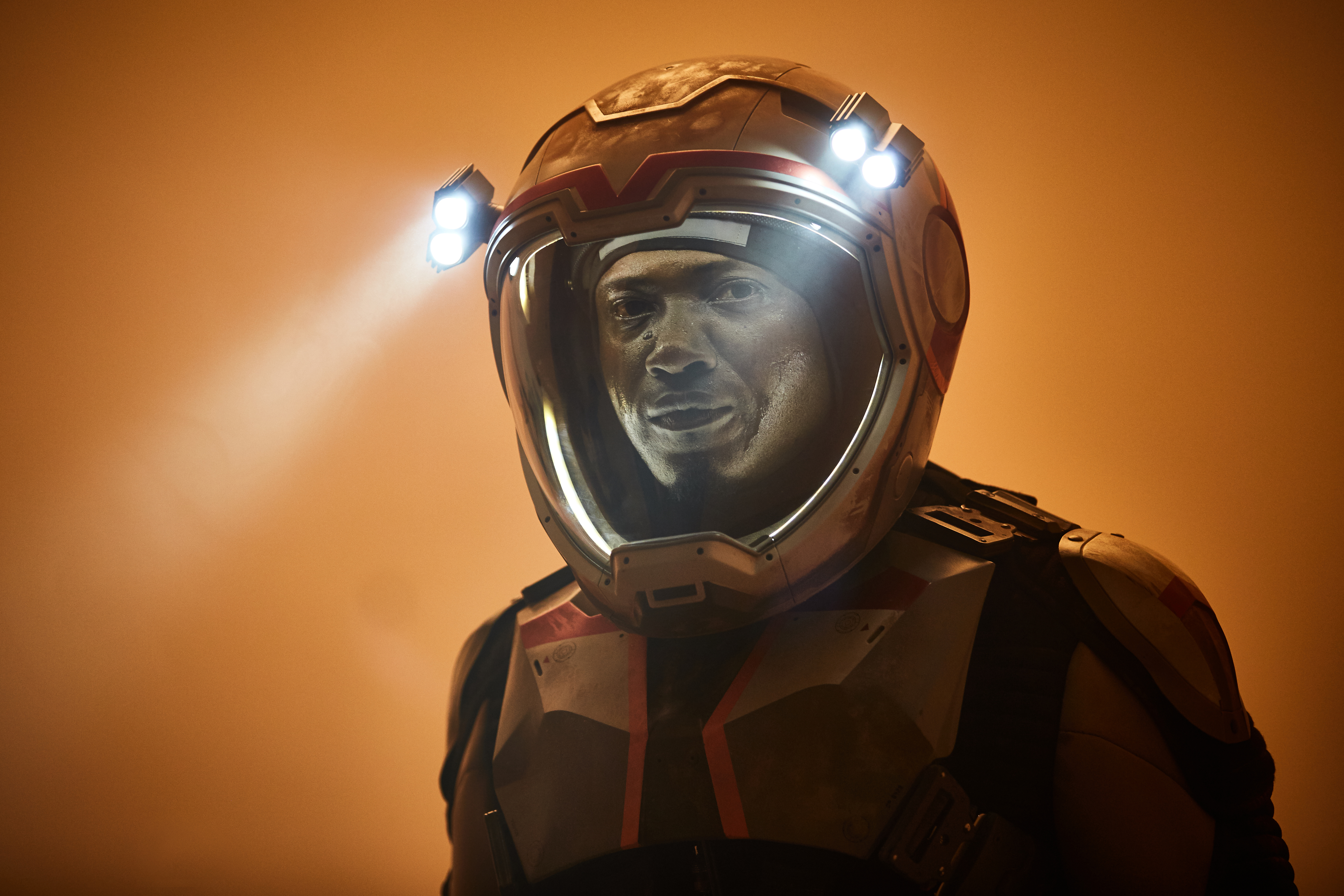 """<p>The miniseries """"Mars"""" dramatizes the first human mission to the red planet. It premieres on November 14 on the National Geographic Channel.</p>"""